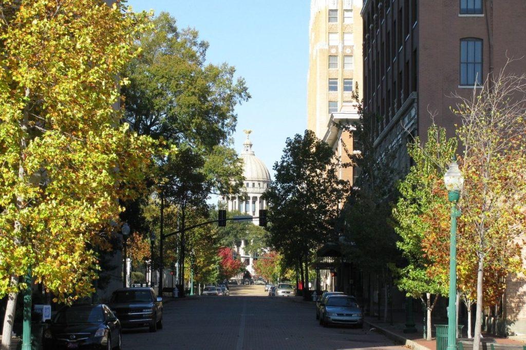 Downtown Jackson Mississippi - Angel Fund